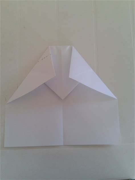 How To Make The Boomerang Paper Airplane - how to make paper airplane boomerang driverlayer search
