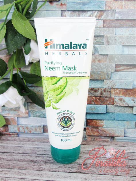 Masker Wajah Himalaya pinastika himalaya herbals purifying neem