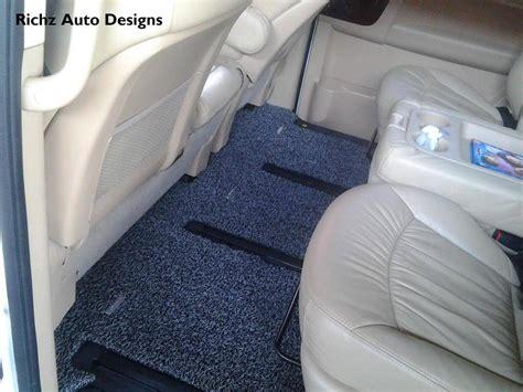 Karpet Karet Nissan Serena C26 baru karpet mobil comfort carpet non toxic presisi