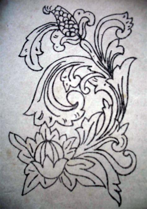 doodle nama bayu contoh batik garis temblor en