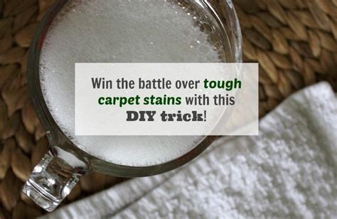 diy upholstery cleaning solution homemade diy cleaner for stubborn carpet stains the