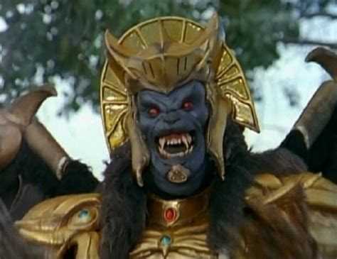 Goldar A goldar and putty patrollers confirmed for power rangers