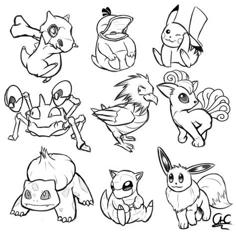 imagenes para colorear blanco y negro mejores imagenes para colorear de pokemon en blanco y