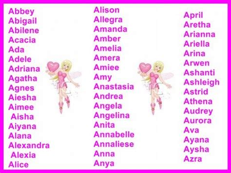 names that start with s names and meanings names starting with a names and meanings and names
