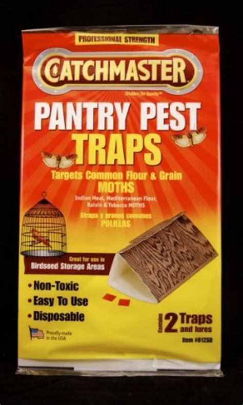 Catchmaster Pantry Pest Traps by How To Get Rid Of Moths In Your Kitchen Cupboards