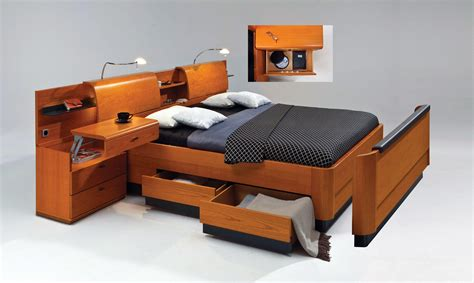 Multifunctional Bed | benefits of multi functional furniture for your home