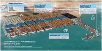 djibouti opens new port world maritime news