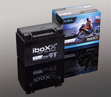 Motorrad Batterie Gt14b 4 by Iboxx Motorradbatterie Yt14b 4 Gel Motorrad Batterie 12v