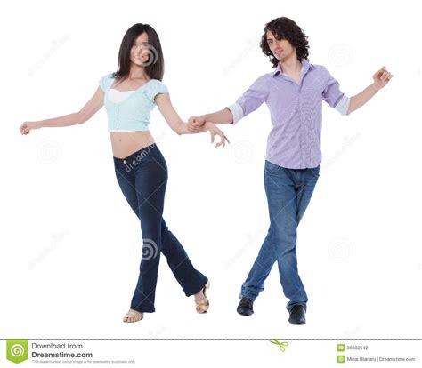 the west coast swing west coast swing dance stock photography image 36602542