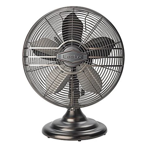 bed bath and beyond fans lasko 174 12 inch classic table fan bed bath beyond