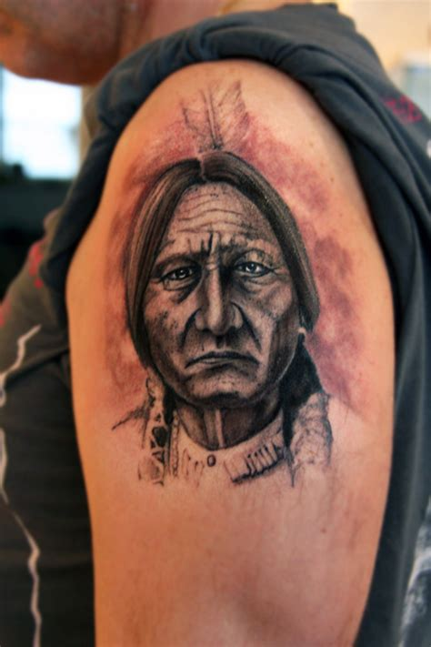 sitting bull tattoo sitting bull collection