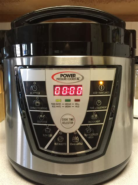 the power pressure cooker xl february 2016 the that built me