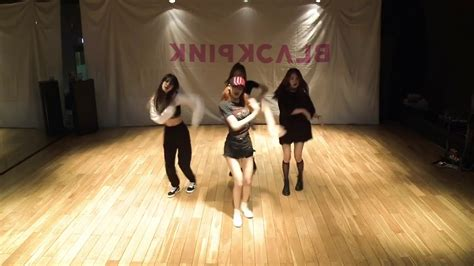 blackpink mirrored dance blackpink as if it s your last dance mirror youtube