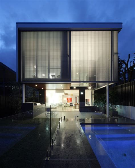 home lighting design brisbane contemporary family home in queensland australia