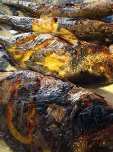 Wayan s balinese ikan bakar balinese grilled fish wil and wayan