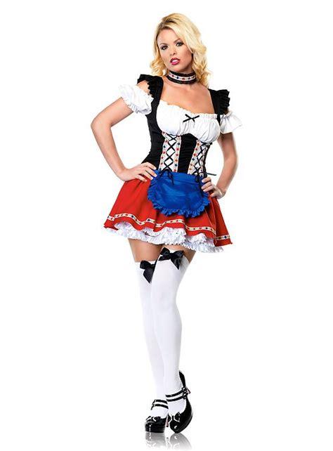 sexy fraeulein costume maskworldcom