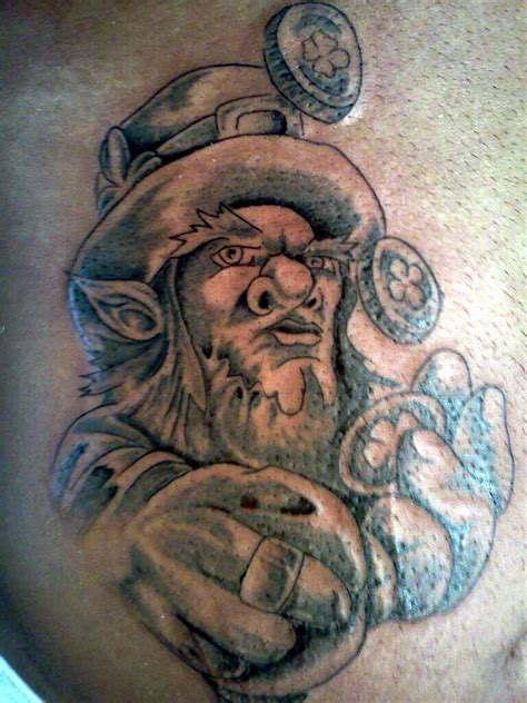 leprechaun tattoos and designs page leprechaun tattoos and designs page 6