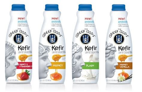 milk design greece the greek gods brand launches kefir low fat cultured milk