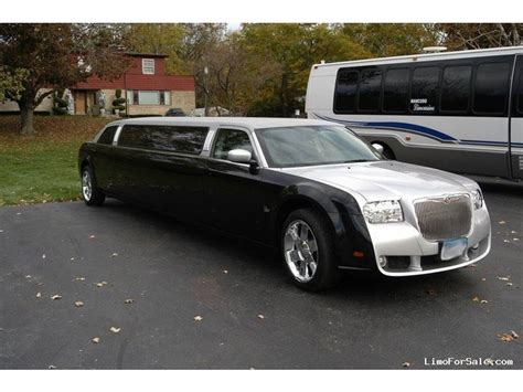 Chrysler 300 Imperial by Used 2007 Chrysler 300 Sedan Stretch Limo Imperial