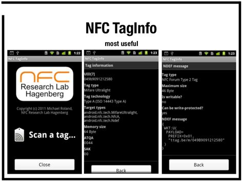 nfc on android nfc rfid on android