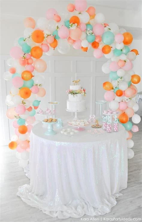 unicorn themed birthday party ideas kara s party ideas dreamy unicorn birthday party kara s