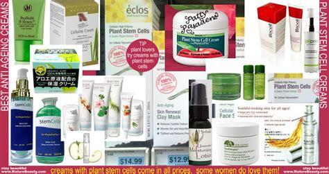 best anti wrinkle treatment anti aging solution best anti wrinkle creams plant stem cell