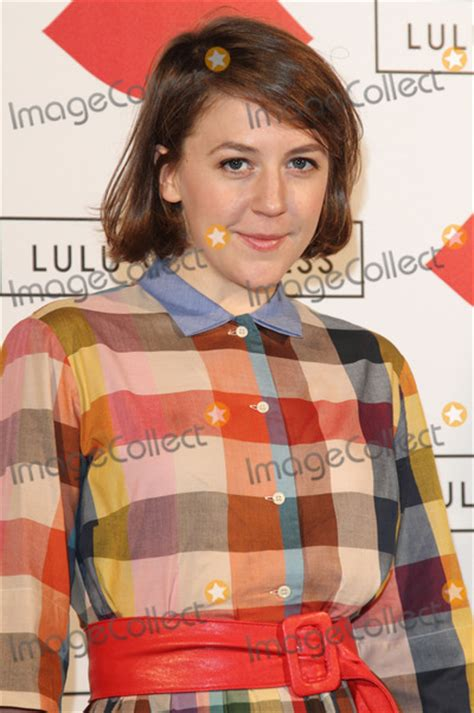 New Season Lulu Guinness Preview by Gemma Whelan Pictures And Photos