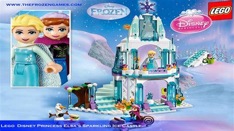 Set Gamis Frozen Elsa No 1 1 2thn lego frozen lego elsa palace 41062 elsa and olaf