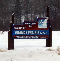 county of grande prairie no 1