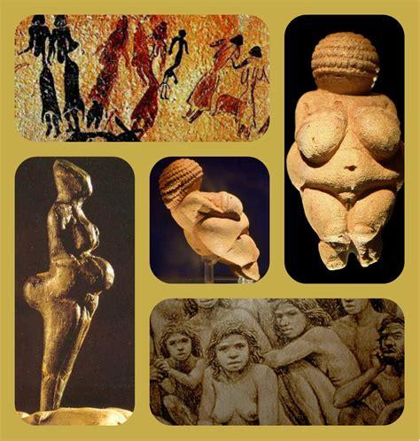 imagenes realistas de la prehistoria maquillaje y belleza en la prehistoria marketing y