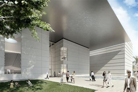 norton museum  art architect magazine
