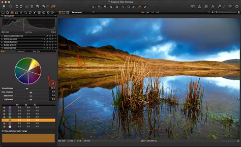 photo color editor how to use the capture one color editor after photoshop