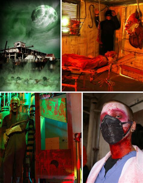 Nightmare Haunted House by Horror America S 13 Scariest Haunted Houses
