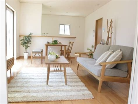 muji interior design muji living room like white light light wood plants