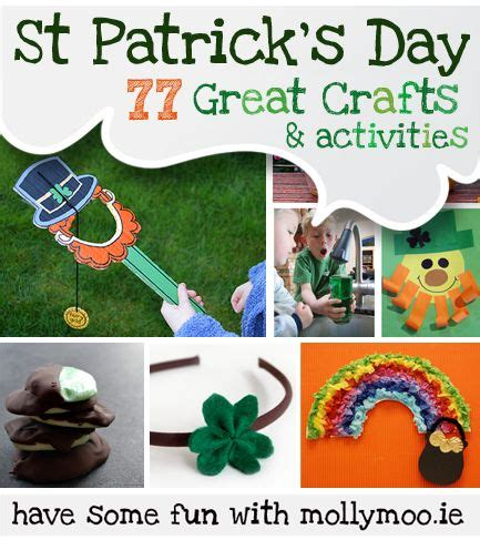 st s day craft ideas 17 best images about st s day activities on food for