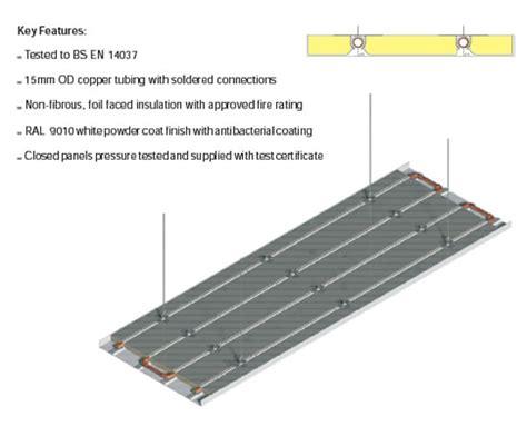 Radiation Panels Zehnder Zrp Radiant Panels Zehnder Esi Building Services