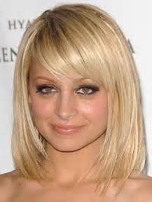 coupe de cheveux femme mi d 233 grad 233 avec frange