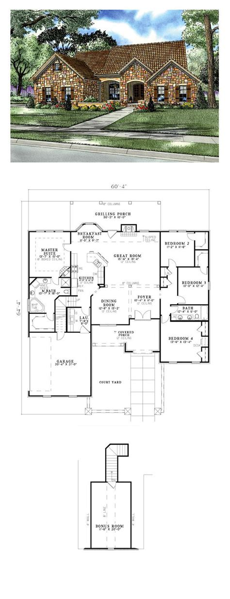 tuscan style floor plans old world tuscan home plans tuscan house plan 82114 total