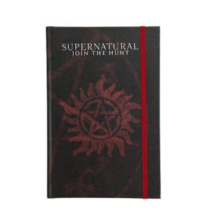 supernatural join the hunt notebook collection set of 2 books gifts for supernatural fans fanglow