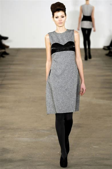 Behnaz Sarafpour Fall 2007 Collection by Behnaz Sarafpour New York Fall Winter 2009 2010 Ready To