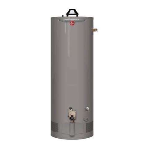 rheem 50 gallon gas water heater 12 year warranty rheem platinum 50 gal tall 12 year 40 000 btu