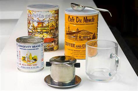 Drip Coffe Vetnam By Shabat Shop iced coffee recipe ca phe sua da hungryhuy