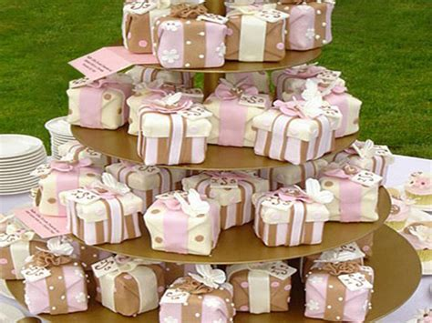 Wedding Shower Giveaways - ideas of diy bridal shower favors weddingelation