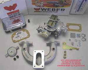 Electric Car Conversion Mgb Mg Mgb 1962 1980 Weber Conversion Kit With Manifold Ebay