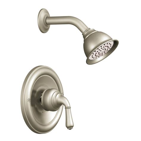 Moen A112 18 1m Bathroom Faucet Parts Faucet T2444bn In Brushed Nickel By Moen