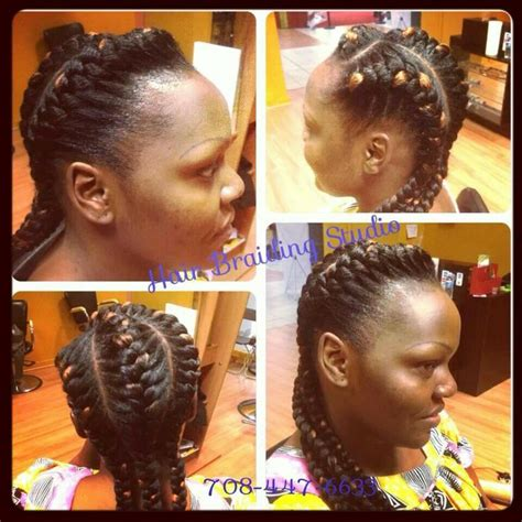 goddess braids three goddess braids hairstyles 0 short hairstyle 2013