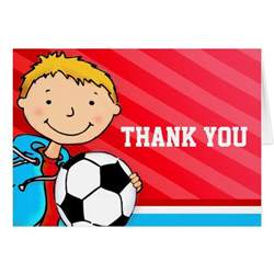 boy birthday thank you card zazzle