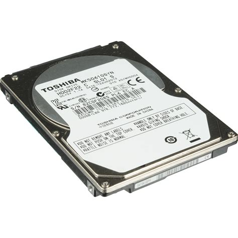 Hdd Toshiba 500gb toshiba 500gb mk5061gsyn drive hdd2f22 b h photo