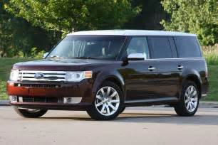 Ford Fles Review 2009 Ford Flex Photo Gallery Autoblog