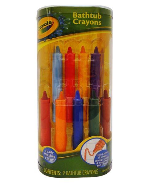 crayola bathtub markers bathtub crayons markers soaps product crayola com